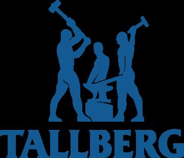 Tallbergin logo.