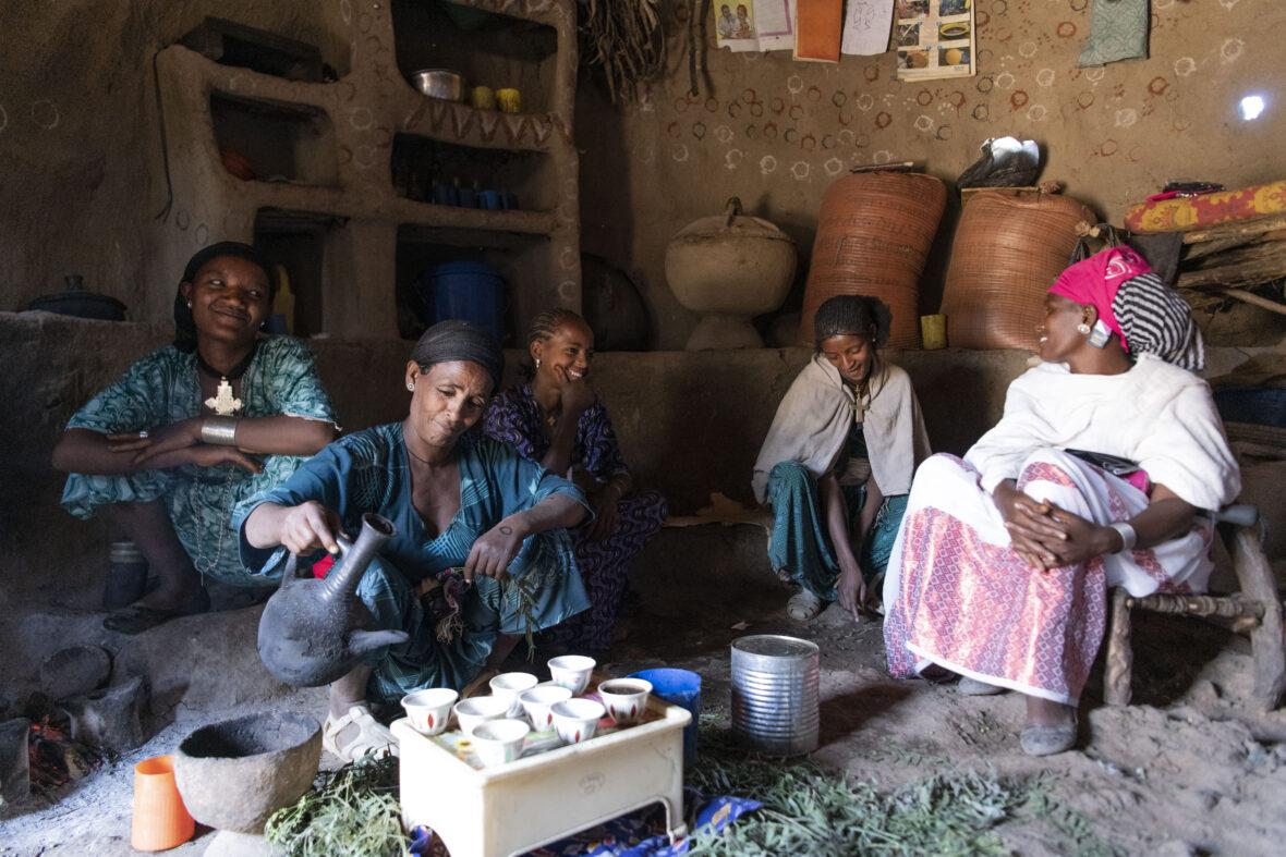 Kotona Etiopiassa