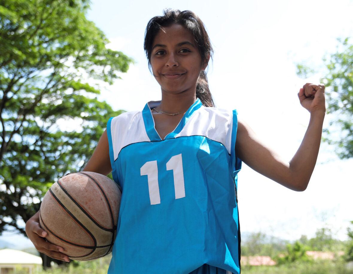 Cristina johtaa muutosta Itä-Timorissa
